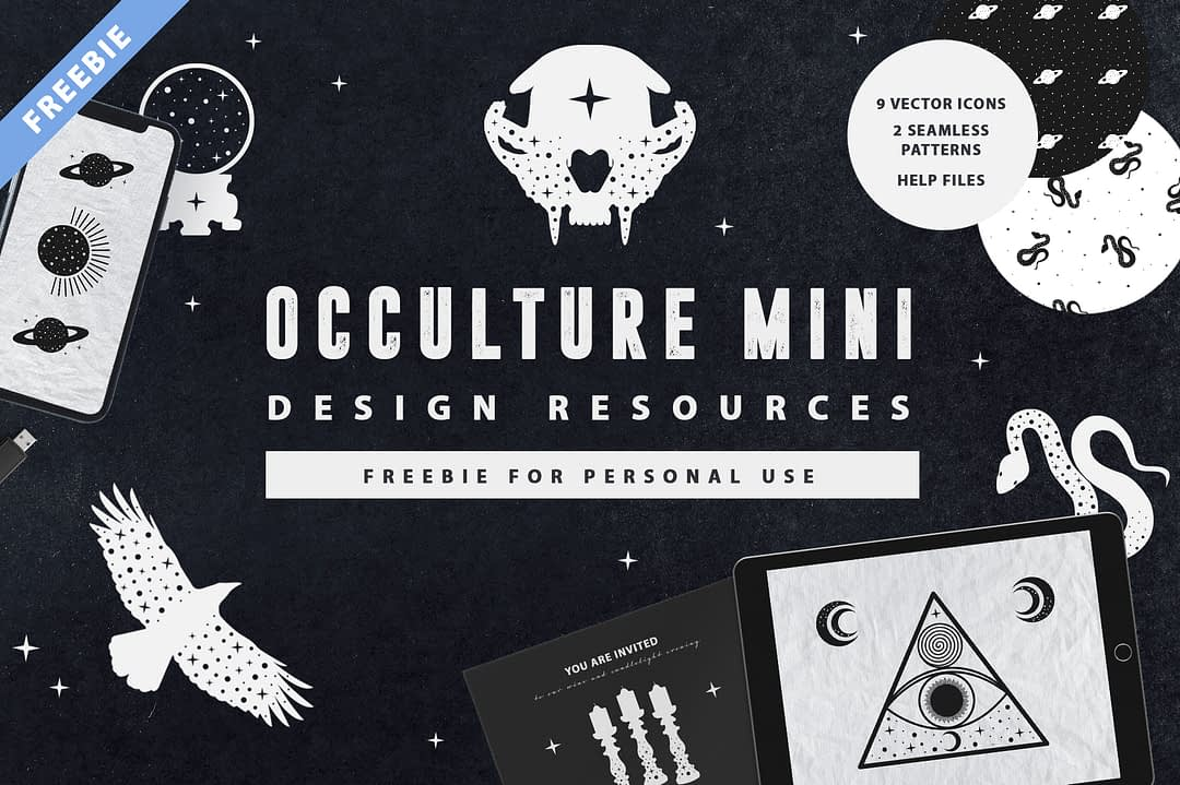 Occulture Mini Freebie