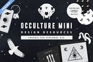 Freebie | Occulture Mini Resources
