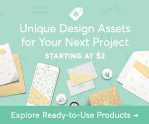 Creative Market Banner