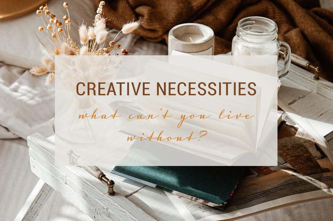 Blog Essential Creative Tools