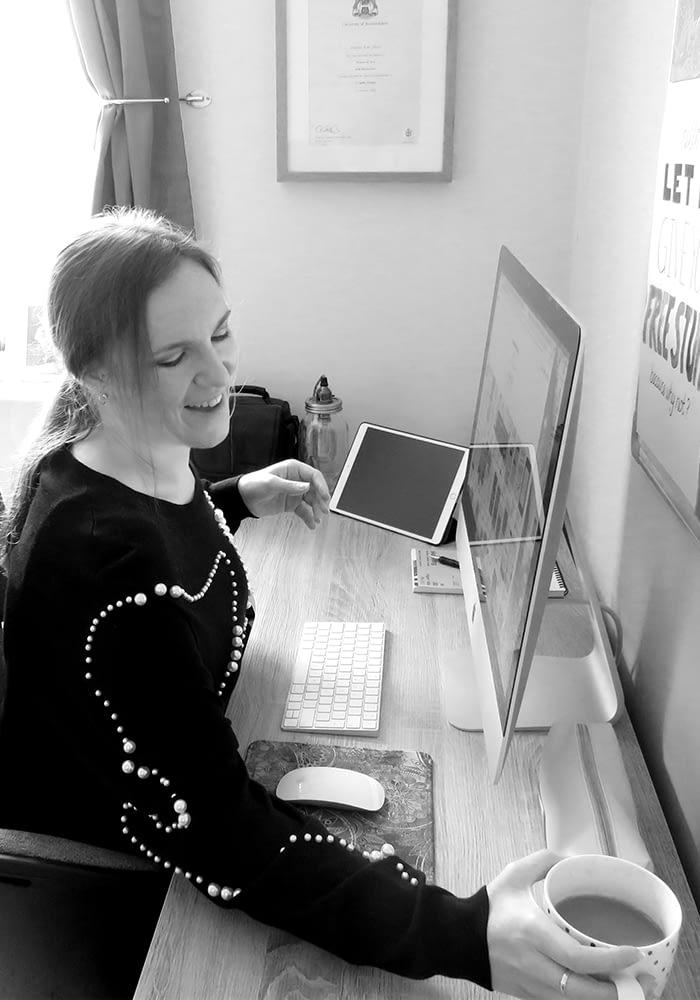 Jen - Designer